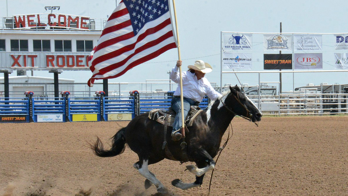 XIT RODEO AND REUNION